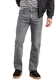 Big & Tall 559 Gray Relaxed Straight Jeans