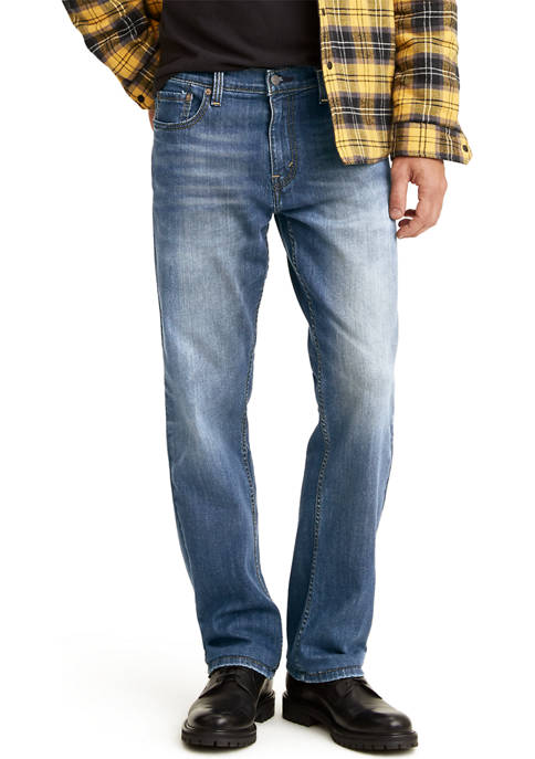 Big & Tall Relaxed Straight Myers Day Jeans