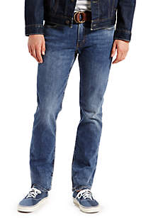 Levi's® 511™ Slim Jeans\tBlack Stone