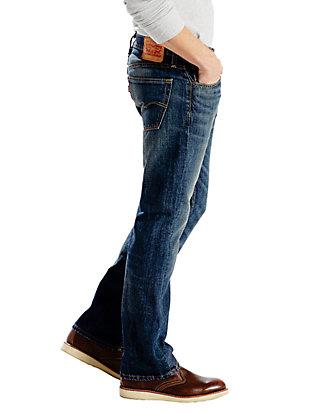 72ce68e4f4 ... Levi s® 527™ Slim Bootcut Fit Jeans ...