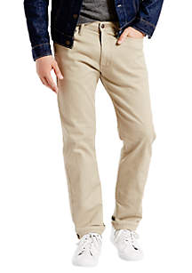 513™ Slim Straight Fit Stretch Jeans