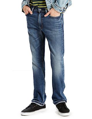 0474fc8e039b21 Levi's® 513™ Slim Straight Fit Stretch Jeans | belk