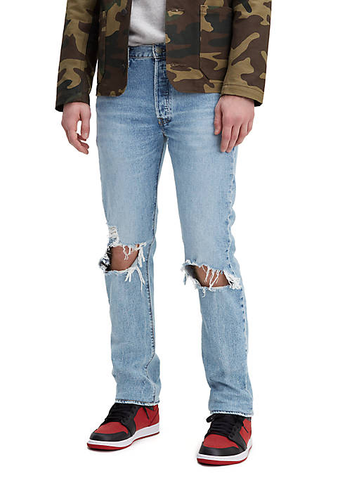 Levi's® Big & Tall 501 Original Blue Jeans