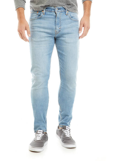 Levi's® 512 Slim Tapered Fit Worn to Ride