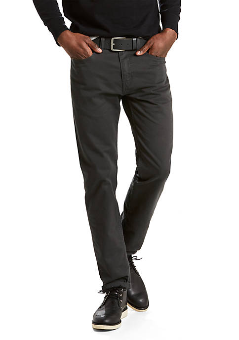 Levi's® 502 Graphite Soft Wash Twill Jeans