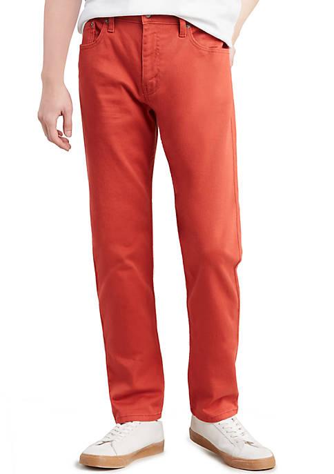 Levi's® 502™ Regular Tapered Blood Orange