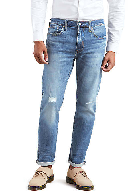 Levi's® 502™ Regular Tapered Blue Comet Tencel Jeans