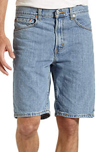 505™ Regular Fit Denim Shorts