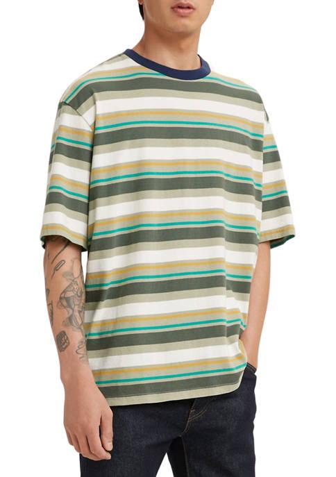 Levi's® Oversized Short Sleeve Logo Graphic Multi T-Shirt