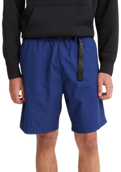 Levi's® Estate Blue Belted Utility Shorts