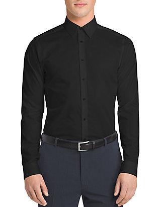 e99115ad ... Calvin Klein Steel Non-Iron Performance Slim Fit Dress Shirt ...