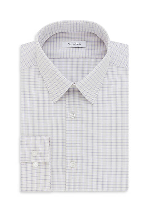 Steel Non Iron Performance Slim Fit Dress Shirt