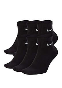 Nike® 6 Pack Training Socks