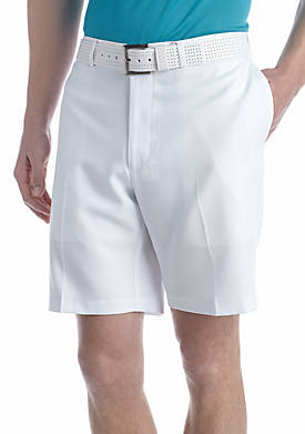 9-in. Flat Front Shorts