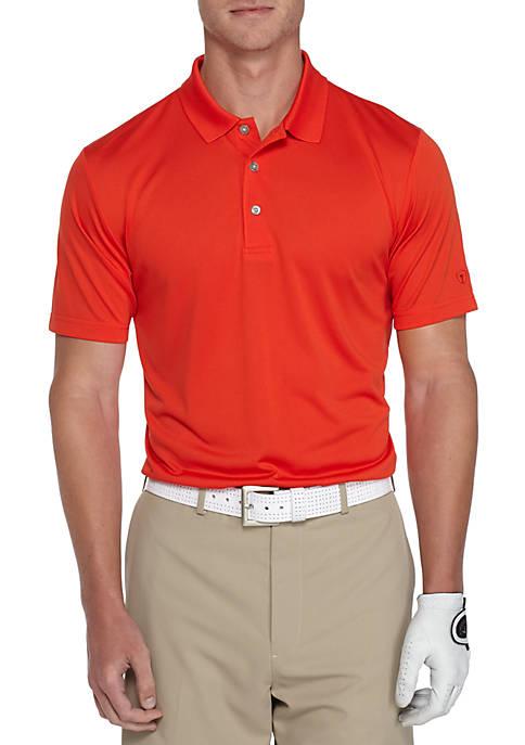 Short Sleeve Airplay Polo Shirt