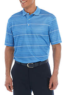 Pro Tour® Short Sleeve Airplay Printed Polo