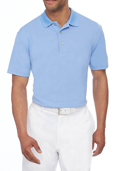 Textured Airplay Polo