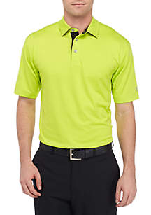 Short Sleeve Motion Play Polo Shirt