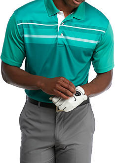 Pro Tour® Short Sleeve Tech Engineered Print Polo Shirt