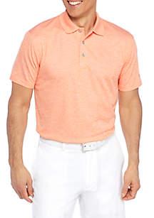 Airplay Space Dye Polo Shirt