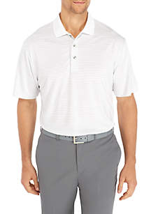 Pro Tour® New Feeder Stripe Polo