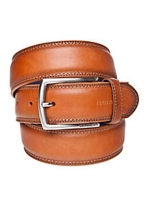 Cut Round Edge Dress Belt