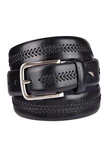 Center Stitch Belt