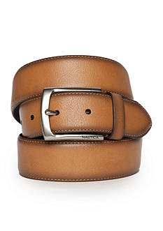 Nautica 1.38-in. Casual Tan Belt