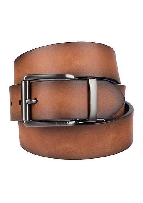 Reversible Pebbled Belt