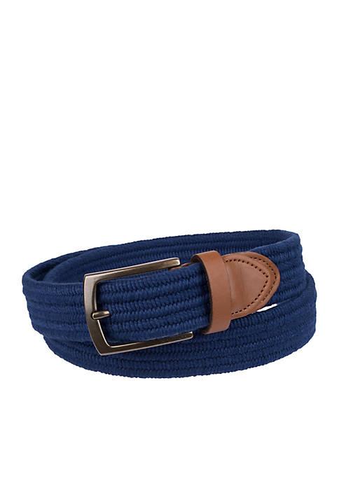 Nautica Stretch Braid Belt