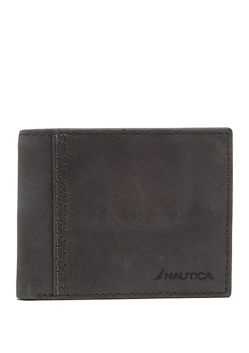 Claudio BIllfold with Coin Pocket