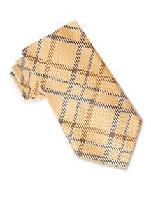 Arezzo Plaid Tie