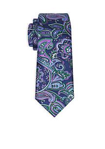 Savona Printed Paisley Tie