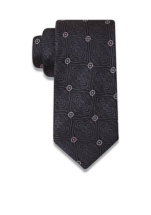 Countess Mara Livorna Medallion Tie