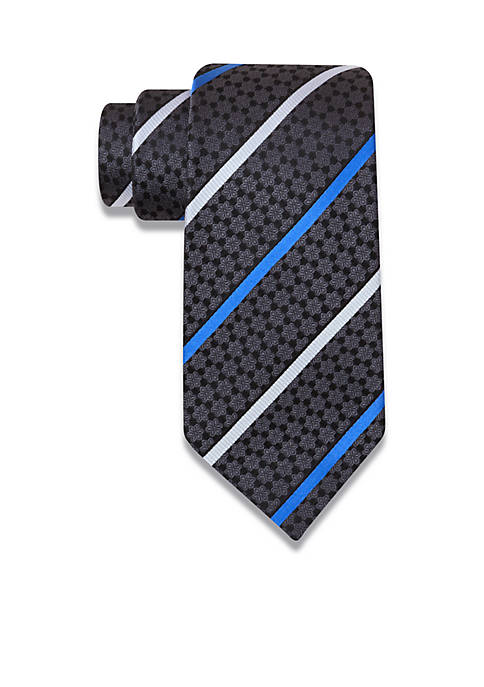 Countess Mara Balestro Stripe Neck Tie