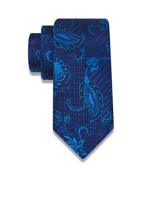 Countess Mara Lorenzo Paisley Tie