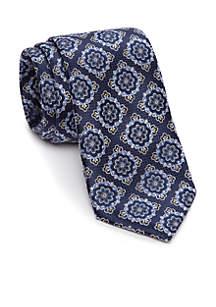 Aenas Medallion Neck Tie