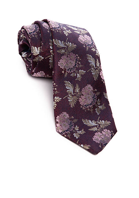 Countess Mara Pollux Floral Tie