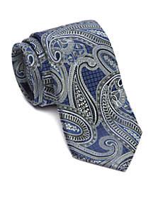 Cardea Paisley Neck Tie