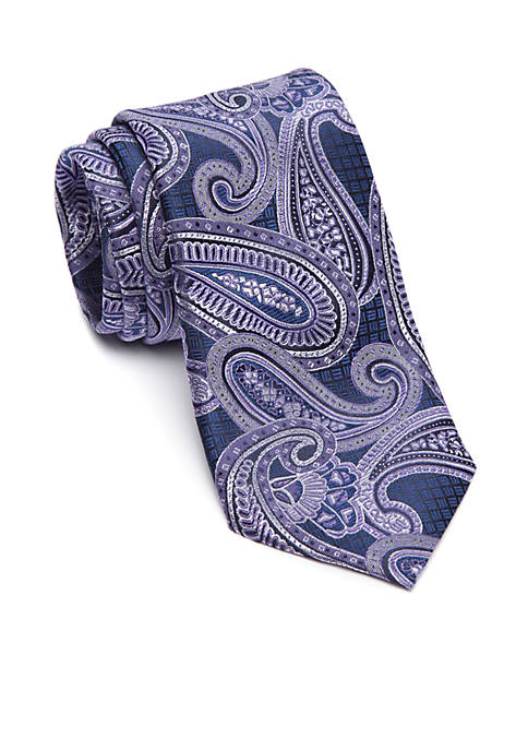 Countess Mara Cardea Paisley Neck Tie