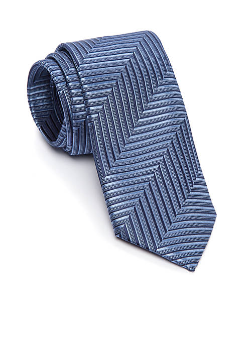 Countess Mara Aries Chevron Neck Tie