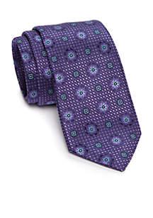 Othello Medallion Neck Tie