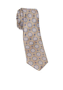 Countess Mara Opilio Medallion Tie