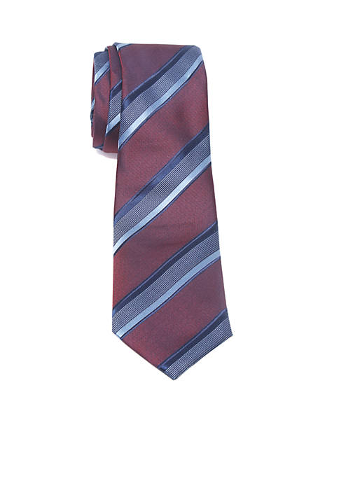 Countess Mara Lucan Stripe Tie