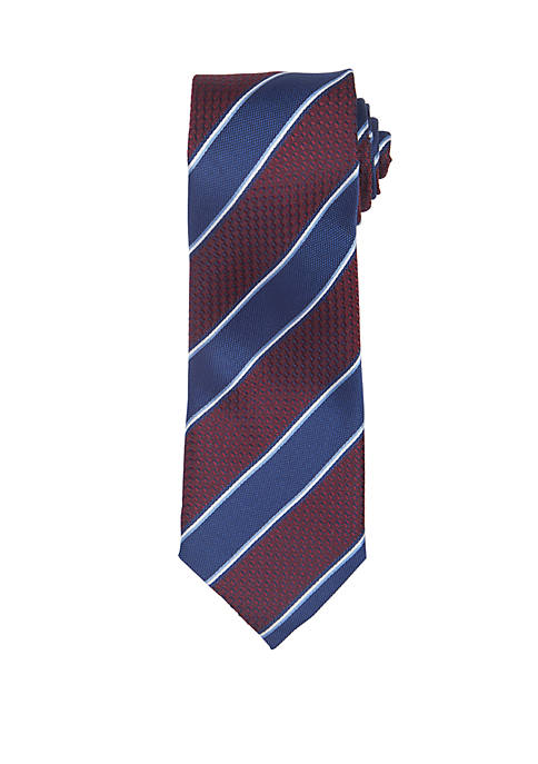 Countess Mara Visconti Stripe Necktie