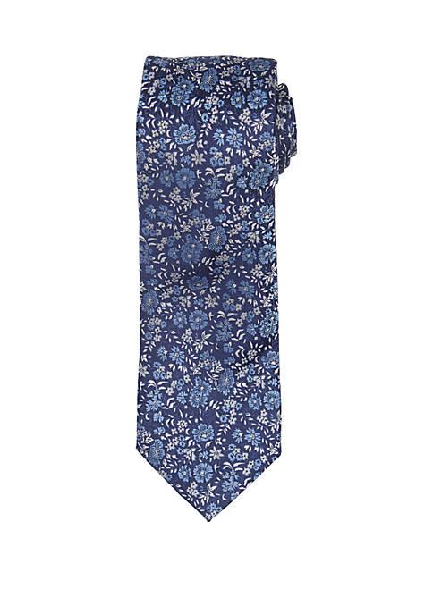 Rinaldo Floral Necktie