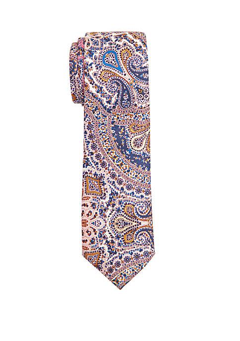 Countess Mara Cosma Paisley Tie
