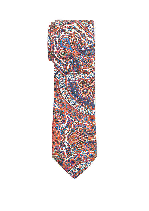 Countess Mara Cosma Paisley Tie