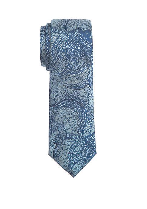 Countess Mara Lazzari Paisley Tie