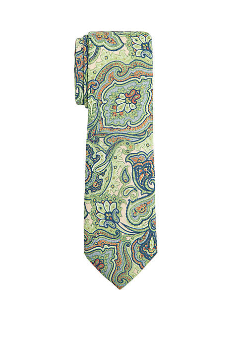 Countess Mara Duccio Paisley Tie